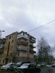 Продается комната в 3-комнатной квартире, Флерова ул., 4