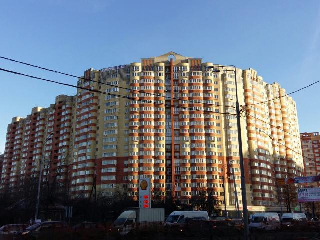 6-к квартира, 159 м2, 19 /20 эт.