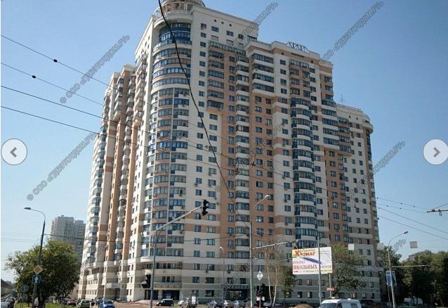 Милашенкова ул. ,  1