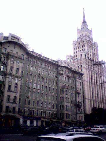Садовая-Спасская ул. ,  19к1