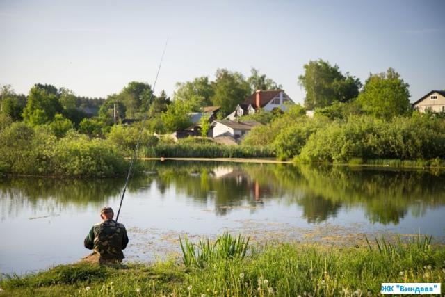 рыбалка в нахабино 2016