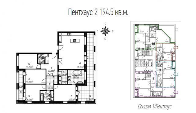 Щукинская ул. ,  8С1