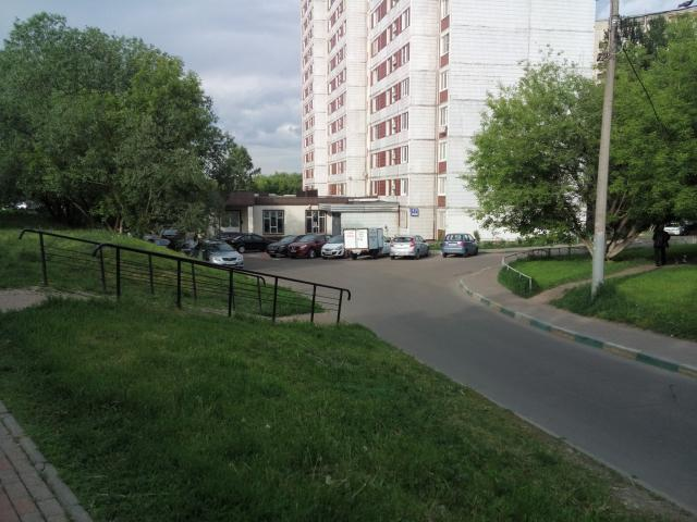 Шверника ул. ,  17К3